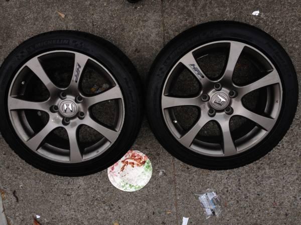 Hfp 17 Wheels Lug Nuts Recommendation Honda Crz Forum