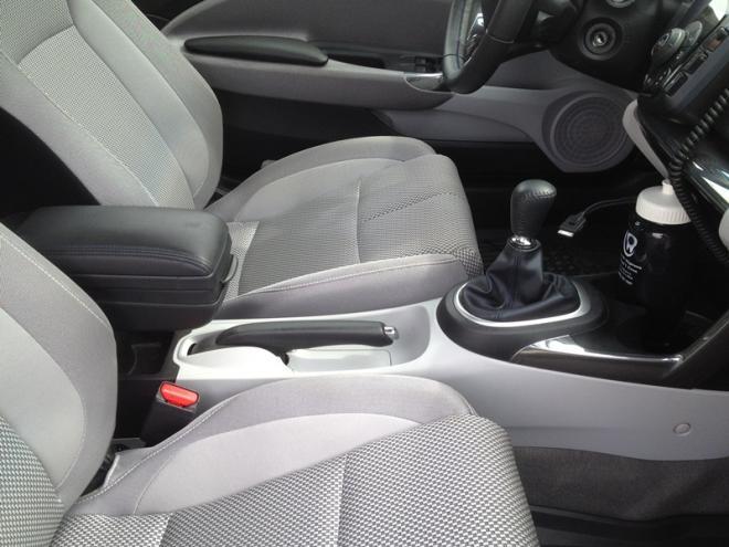Anyone Install Black Oem Armrest Honda Cr Z Hybrid Car Forums