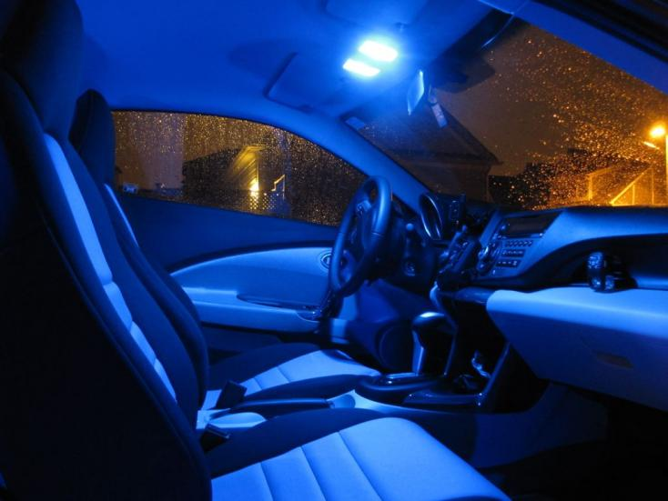 DIY BLUE LED Interior Light Kit Fits Ford FG FPV Ute Super Bright Car ...
