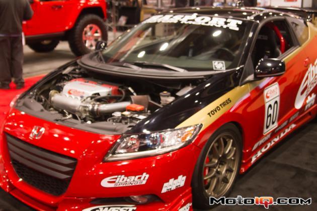 Eibach K24 Cr Z Update Amp Track Footage Honda Crz Forum