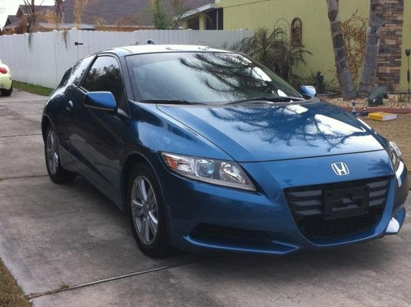 Showcase cover image for badphish's 2011 Honda CR-Z