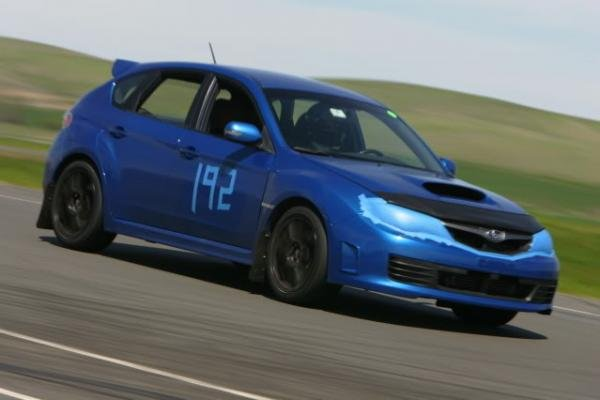 Showcase cover image for G_Man's 2008 Subaru STI