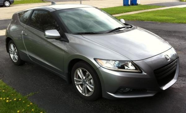 Showcase cover image for osculum's 2011 Honda CR-Z EX 6 Speed Manual