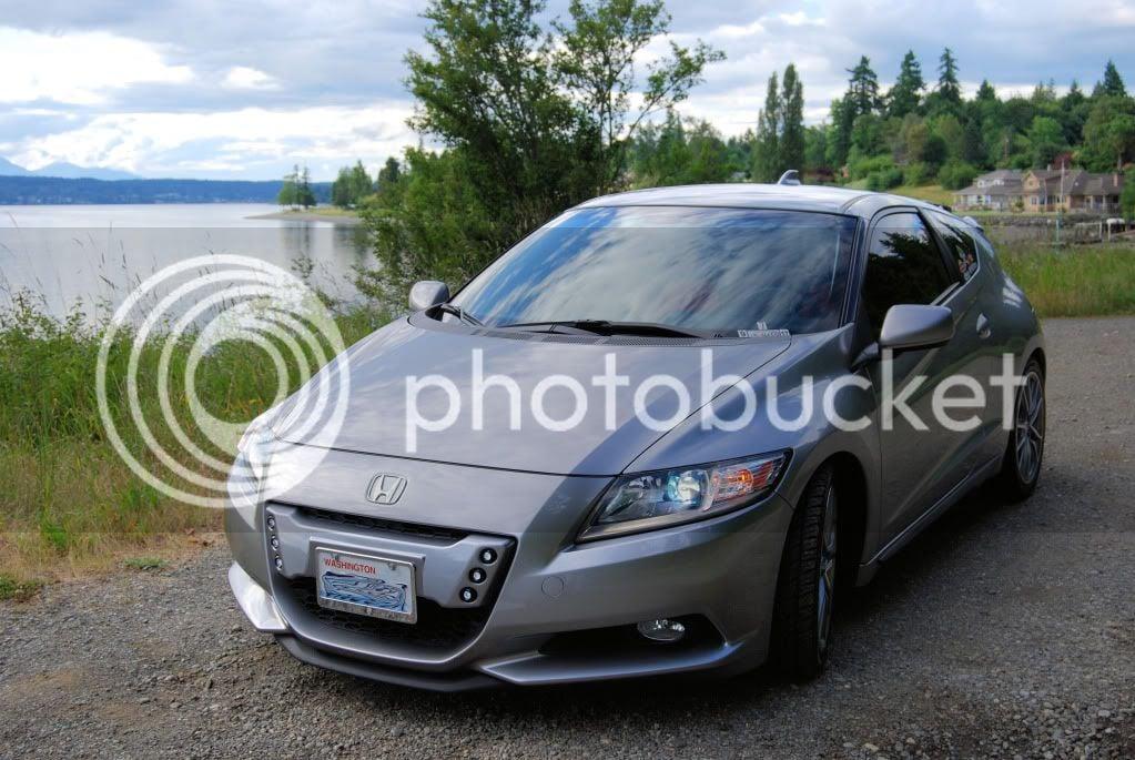 Mugen Spoiler | Honda CR-Z Hybrid Car Forums