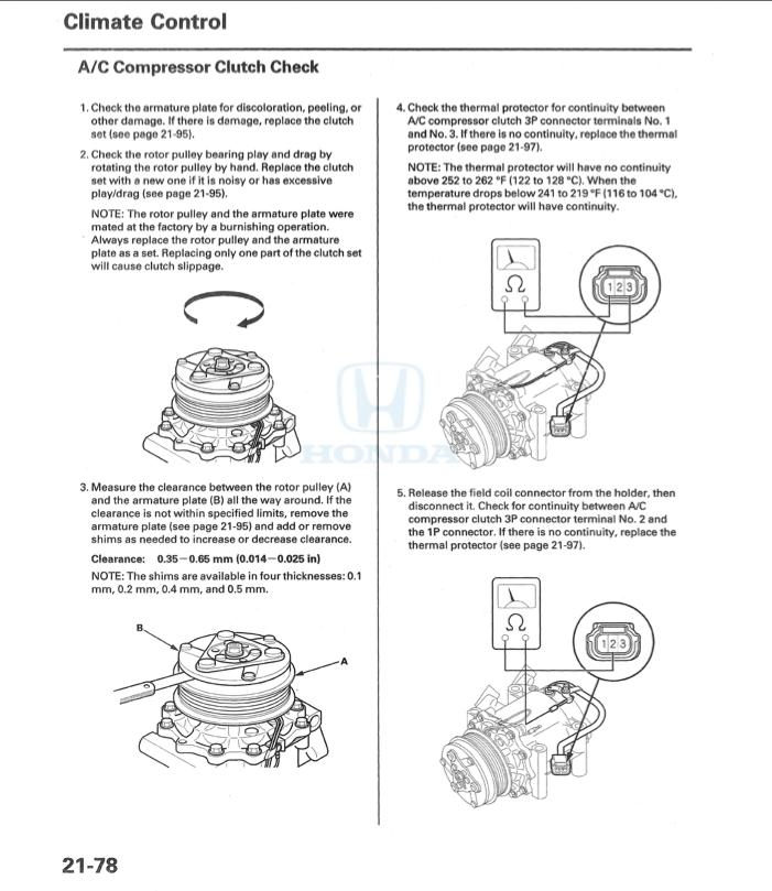 AC problems    Honda CR-Z Hybrid Car Forums