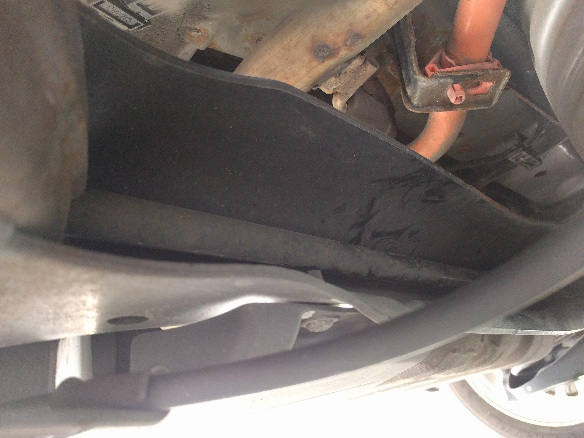 Clunk from the rear?   Honda CR-Z Hybrid Car Forums