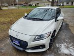 2016 CR-Z EX-L 6MT Pearl White